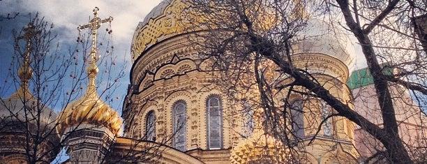 Успенское подворье монастыря Оптина пустынь is one of My places.