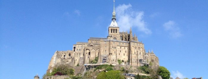 Saint Michael's Mount is one of 1,000 Places to See Before You Die - Part 2.