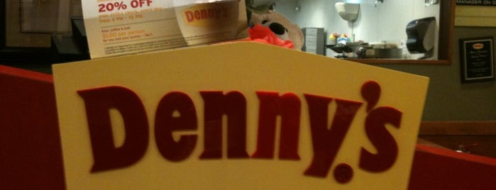 Denny's is one of Oklahoma Must Try.