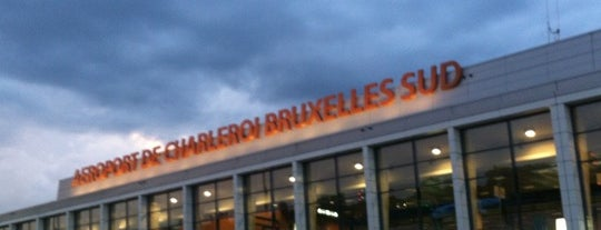 Brussels South Charleroi Airport (CRL) is one of My Airports.