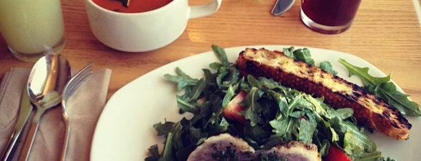 Tender Greens is one of The 15 Best Places for Pies in Santa Monica.