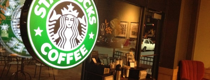Starbucks is one of The 15 Best Places with Good Service in Winston-Salem.