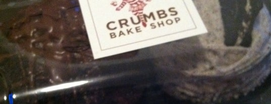 Crumbs Bake Shop is one of My NYC Favorite Eats.