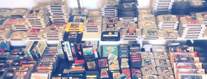 A Gamer's Paradise is one of Nerds Delight.