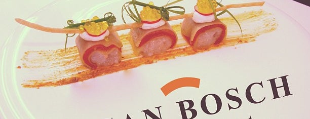 Can Bosch Restaurant is one of Restaurants de Catalunya.