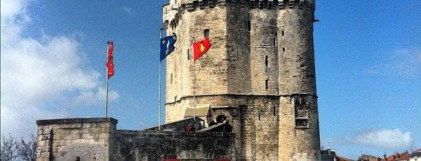 Vieux-Port de la Rochelle is one of France.