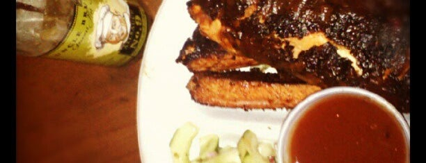 Rocklands Barbeque and Grilling Company is one of The 15 Best Places for Barbecue in Washington.