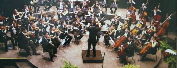 Orquestra Sinfônica De Rio Claro is one of Rio claro.