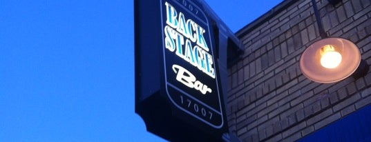 Back Stage Bar is one of Cleveland Beer Week (Venues).