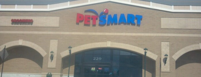 PetSmart is one of CoMO Spots.