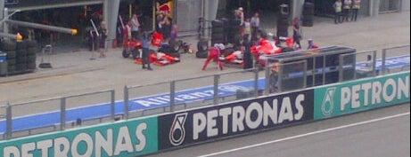 Formula One Paddock Club™ - Sepang International Circuit is one of Favorite Great Outdoors.