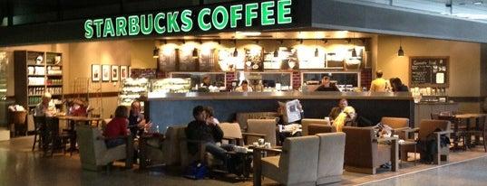 Starbucks is one of Restaurants, Cafes & Bars.