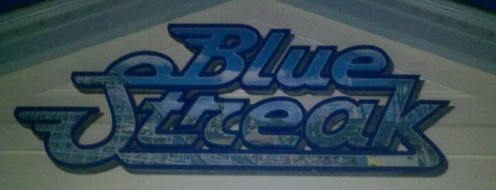 Blue Streak is one of Coaster Credits.