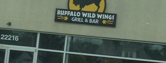 Buffalo Wild Wings is one of Dearborn.