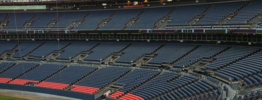 Sports Authority Field at Mile High is one of Fun Things To Do in Denver, Colorado.