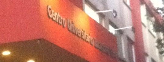 Centro Universitario Incarnate Word is one of DF Todas.