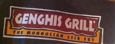 Genghis Grill is one of Best of NoVA area.