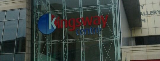 Kingsway Centre is one of Port80 Newport.