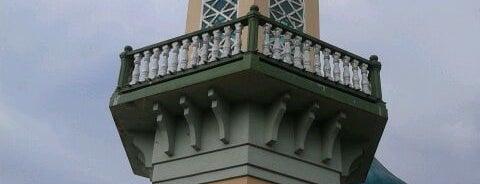 Masjid Mukim Kota is one of masjid.
