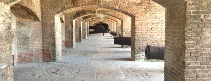 Fort Zachary Taylor Historic State Park is one of Key West.