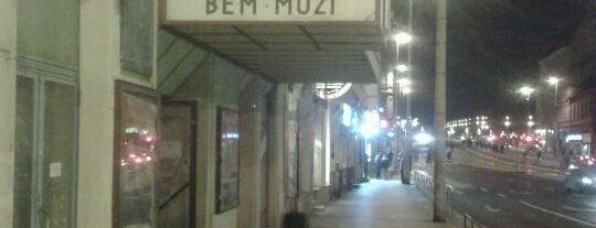 Bem Mozi & Kávézó is one of Ahol oltottam már szomjamat.