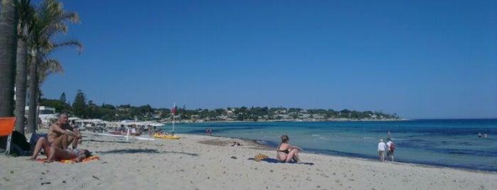 Kukua Beach is one of MyCity Beach - Catania & Siracusa.