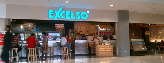 EXCELSO is one of places.