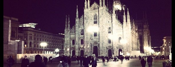 Milan is one of Italy.