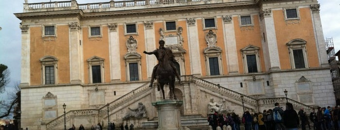 Capitoline Museums is one of La Dolce Vita - Roma #4sqcities.