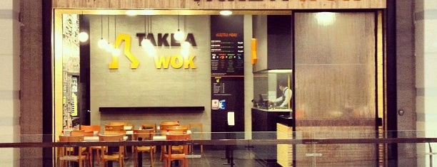 Take a Wok is one of ʕ •ᴥ•ʔ.