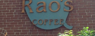 Rao's Cafe is one of BTown spots.