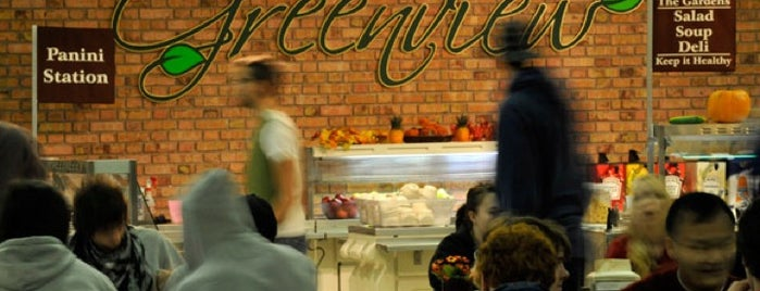 Greenview Dining is one of Welcome Week 2011.