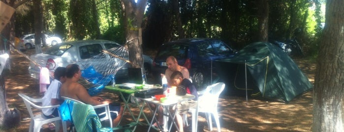 Ant camping is one of Kamp yerleri.