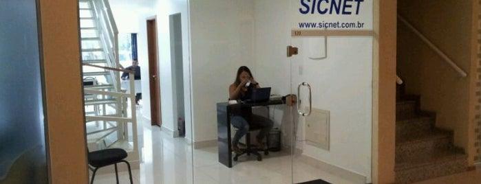 SICNET Tecnologia de Soluções is one of Trabalho.