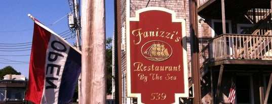 Fanizzi's by the Sea is one of Provincetown.