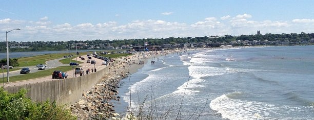 Cliff Walk is one of Newport: Favorite Places.