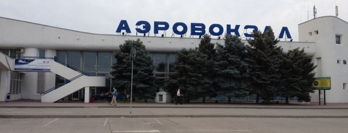 Rostov-on-Don Airport (ROV) is one of AIRPORTS world.