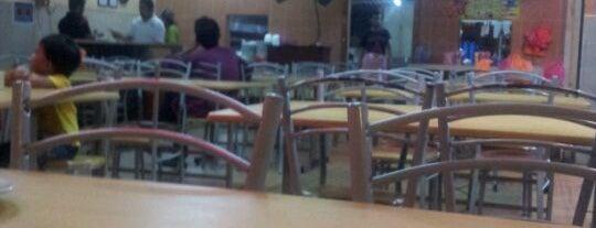 Restoran Dah Seafood Sri Tomyam is one of Makan Time..