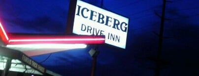 Iceberg Drive Inn is one of Places to try.