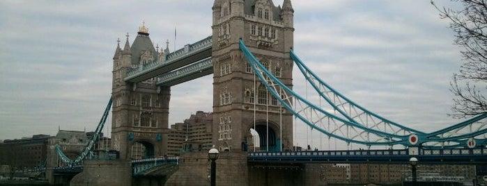 Tower Bridge is one of Around The World: London.