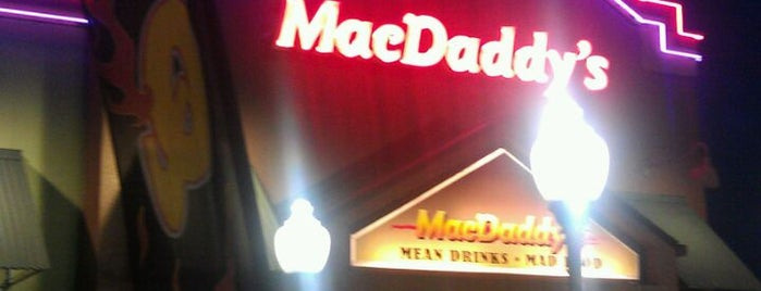 MacDaddy's is one of Seminole Club Football Game Watching Parties.