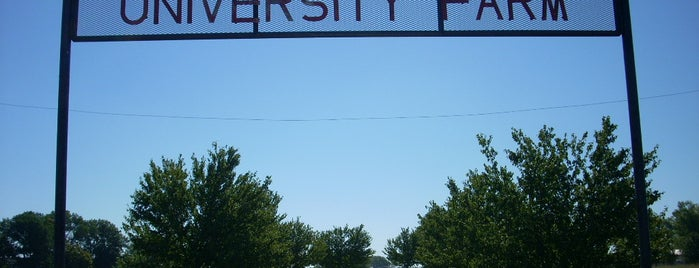WKU Sustainability Farm is one of Campus Tour.