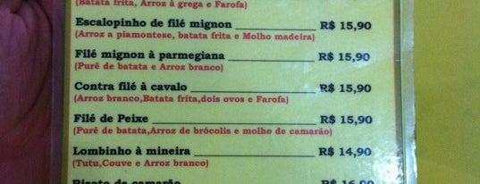 Nova República da Lapa is one of Restaurantes & Centro.