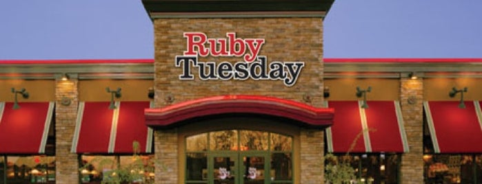 Ruby Tuesday is one of Miles List.