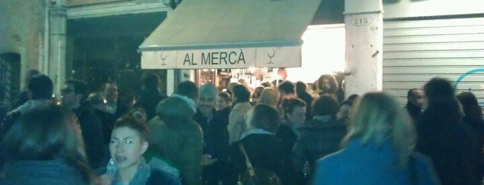 Al Merca' is one of Venice.