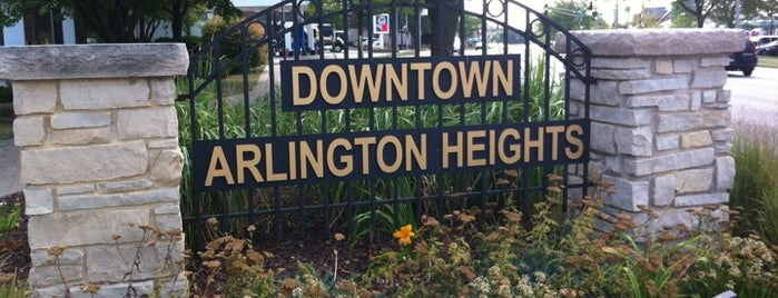 Village of Arlington Heights is one of cities.