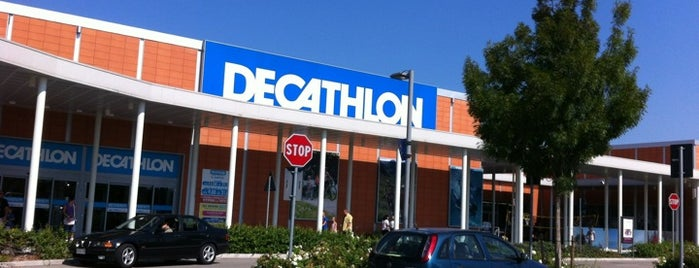 Decathlon is one of Centro Commerciale Le Maioliche Faenza.