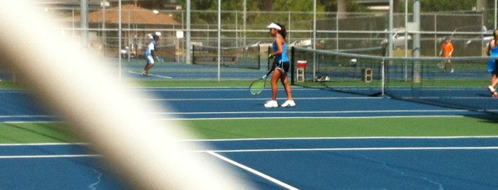 Austin High Tennis Center is one of Sports.
