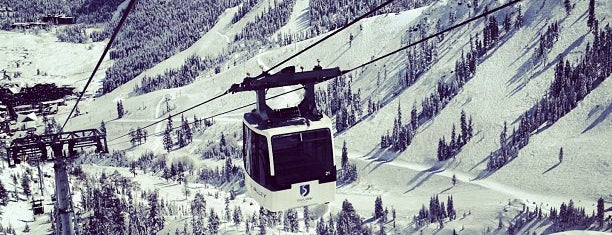 Squaw Valley - Funitel is one of US Ski Team Tips.