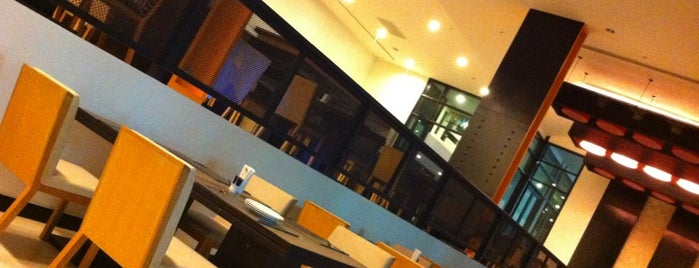 Day Month Year Restaurant (DMY) is one of Chase back what used to be mine~.